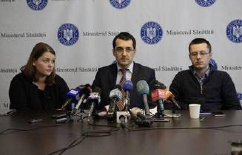 Vlad Voiculescu, fost ministru al Sănătății: Lucan avea informatori in minister!