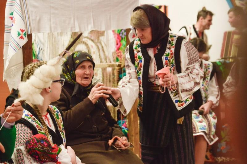 Vlăsineşti - aşezare a culturii tradiţionale - FOTO