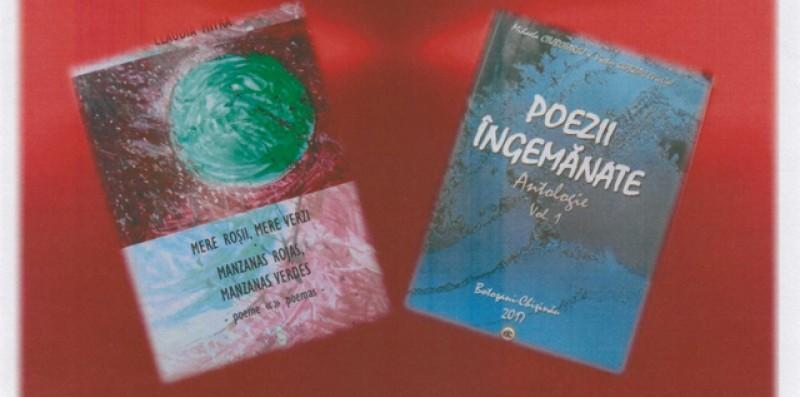 Volum bilingv lansat la Biblioteca Județeană Botoșani