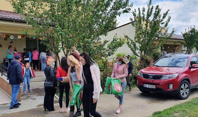 Voluntariatul prinde teren în Botoșani. Oameni, instituții de stat și ONG-uri, mobilizare exemplară de Ziua Copilului