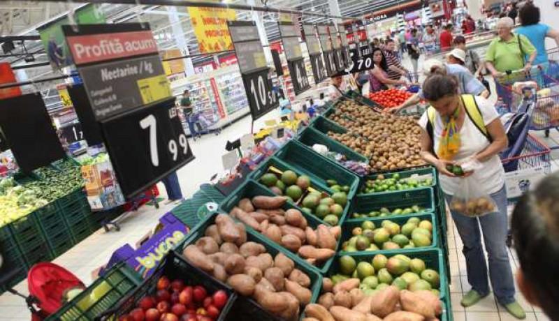 Vom ști toate prețurile magazinelor din România. Consiliului Concurenţei lansează Monitorul prețurilor pentru alimente!