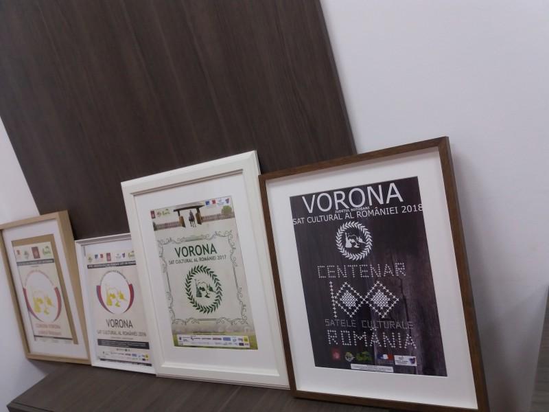 Vorona, sat cultural al României și în 2018! FOTO