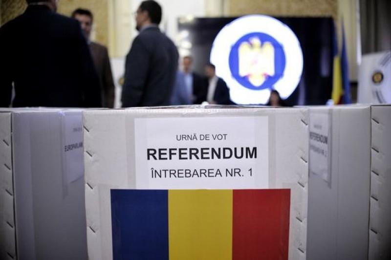 """Vot pentru Referendum: Botoșănenii spun că sunt descurajați la urne. """"Păi europarlamentare, mai e și altceva?"""""""