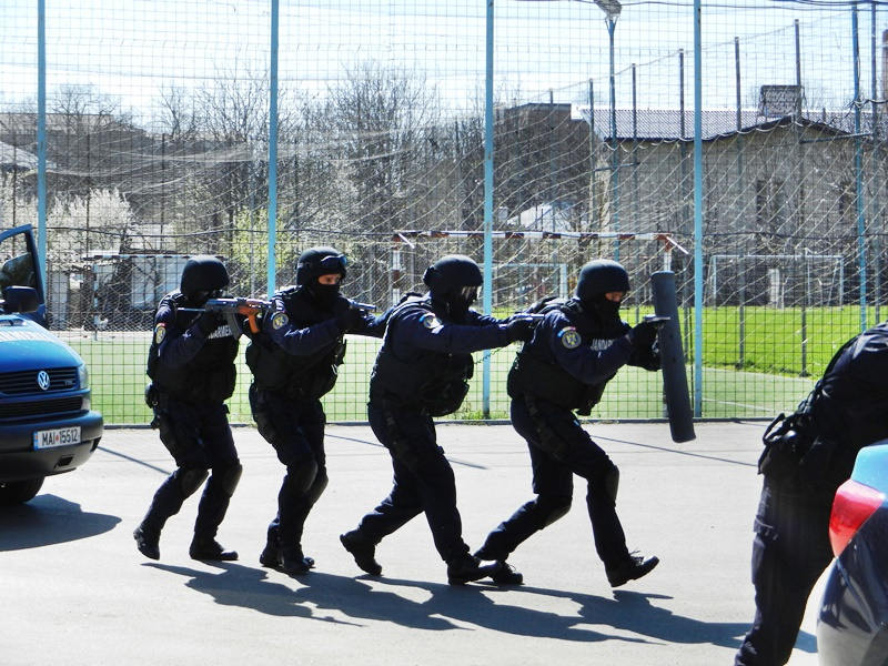 Vrei să devii jandarm? Inspectoratul de Jandarmi Botoşani face recrutări