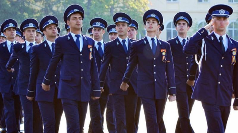 Vrei să devii polițist? Inspectoratul Județean de Poliție Botoșani a început recrutarea tinerilor pentru instituţiile de învăţământ ale Ministerului Afacerilor Interne