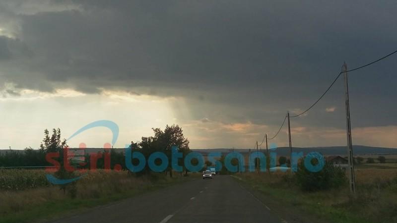 Vreme de toamnă la Botoşani, cu temperaturi variabile. Estimări meteorologice