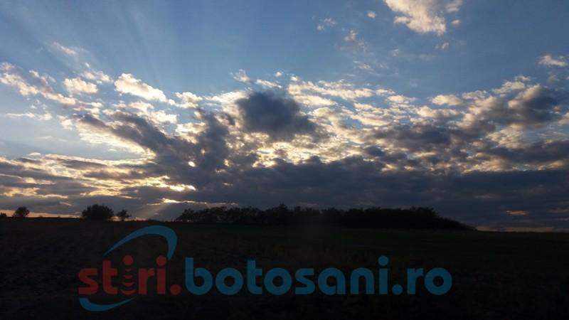 Vreme mohorâtă prognozată de meteorologi pentru Botoşani
