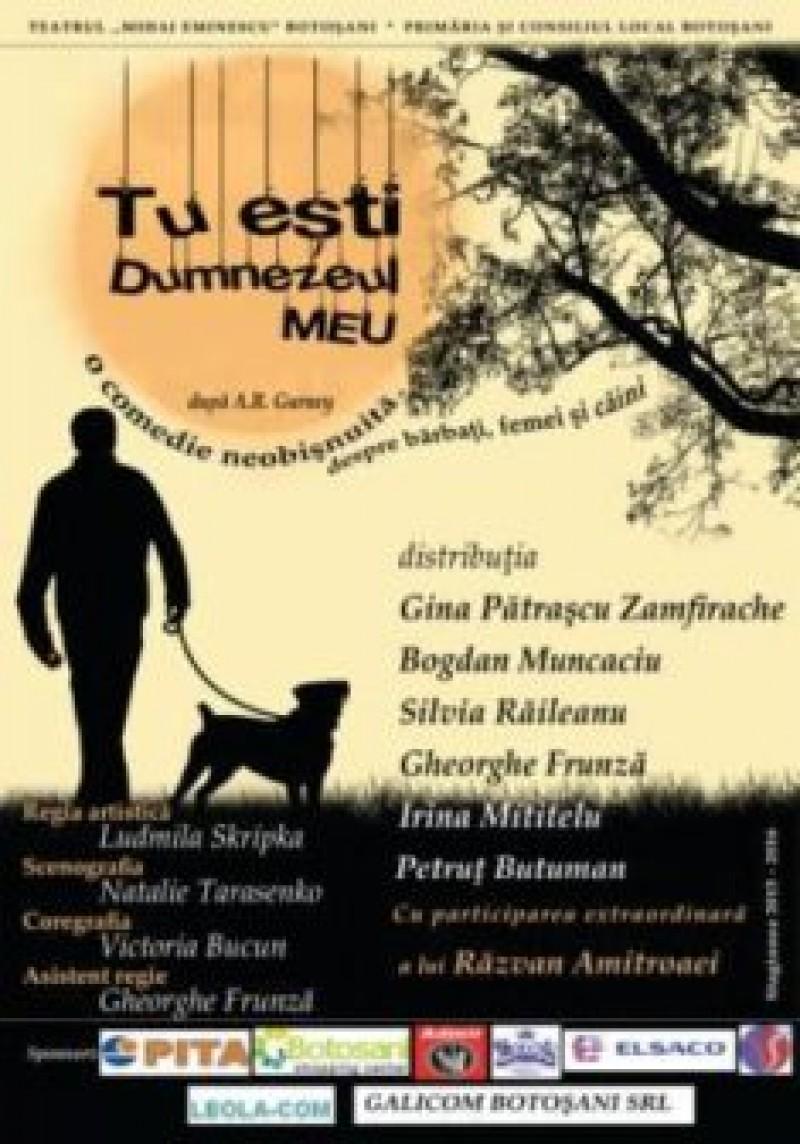 Weekend cu teatru la Botoșani!