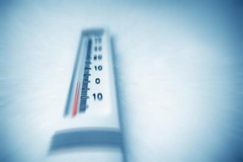 Weekend cu temperaturi sub zero grade la Botoșani!