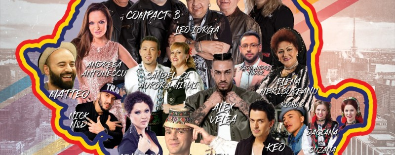 Weekend plin de muzică şi bună dispoziţie, la Botoşani