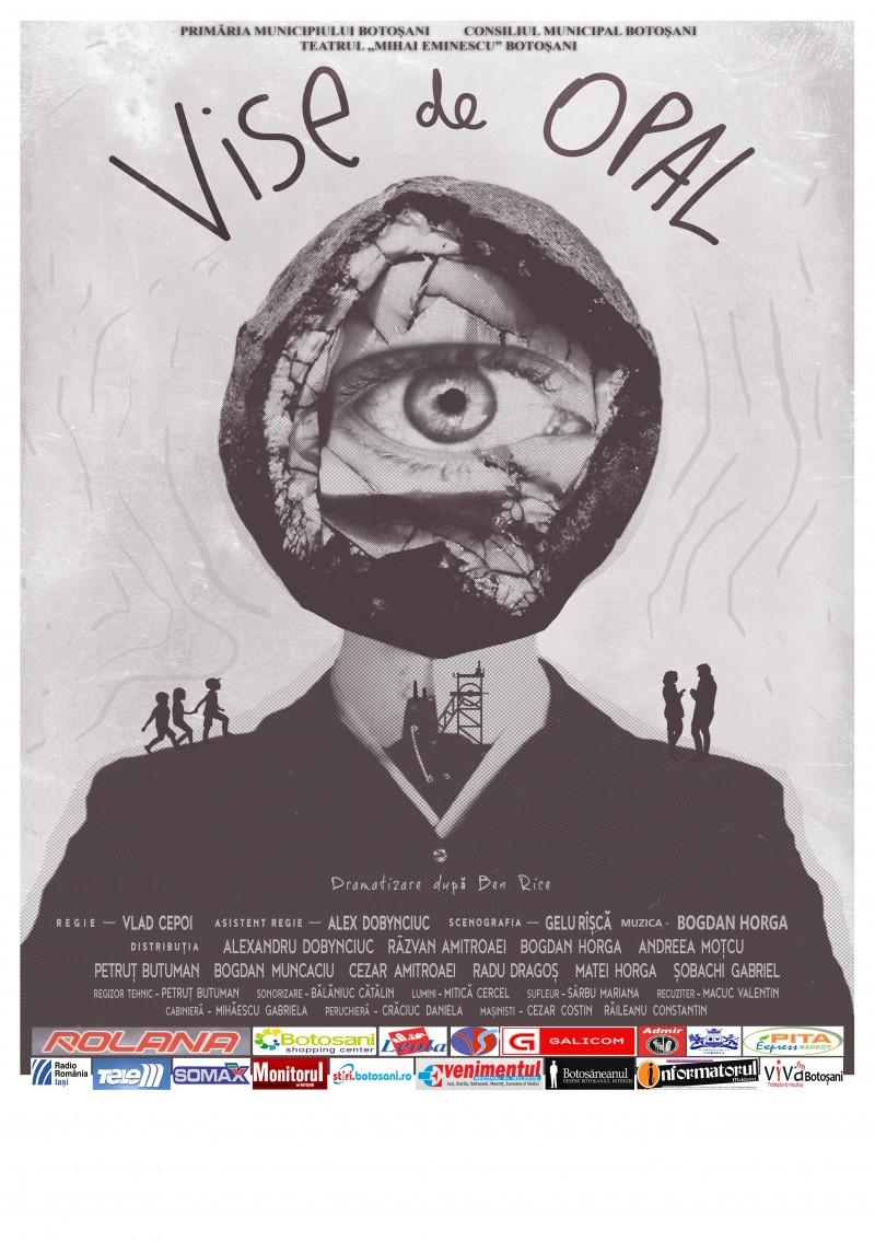 Weekend teatral la Botoșani: Spectacole pentru toate vârstele!
