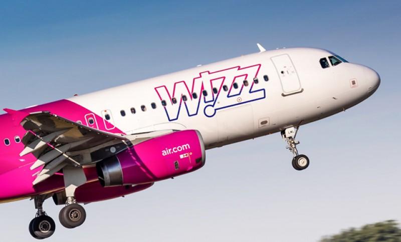 Wizz Air a extins perioada de suspendare a rutelor din România