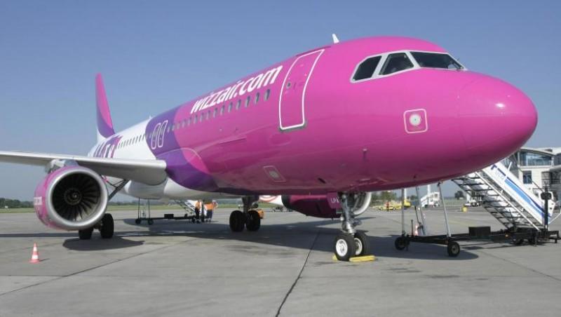 Wizz Air anulează curse către Aeroportul din Suceava