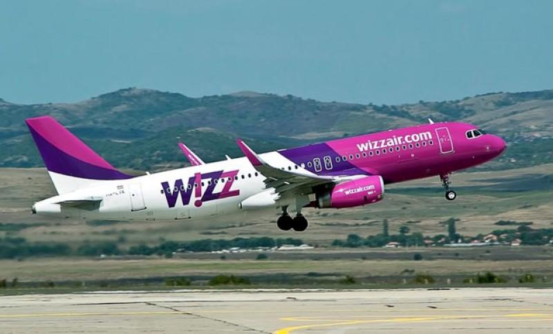 Wizz Air reia cursele de la Aeroportul din Iași. Se deschid liniile către Dortmund, Londra, Bologna și Paris