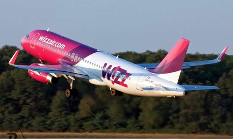 Wizz Air și-a anulat zborurile spre Italia de pe aeroporturile din țară. Inclusiv de la Aeroportul Salcea
