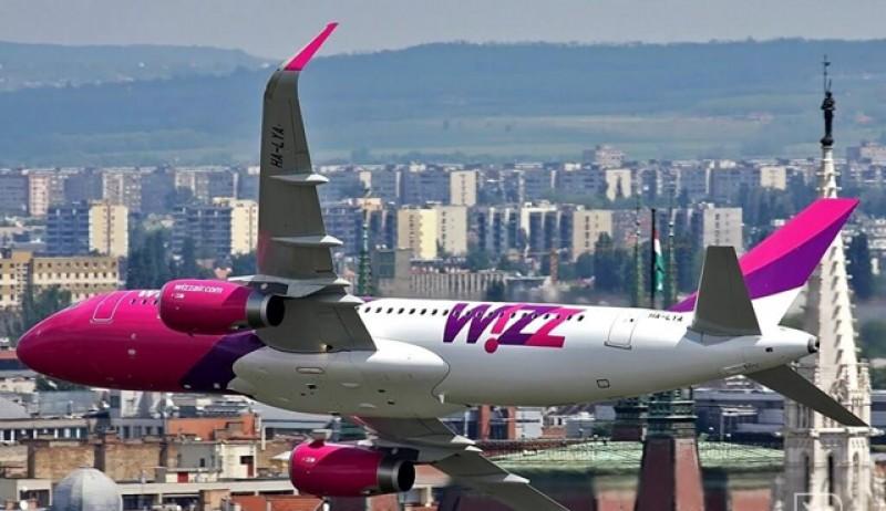 Wizz Air și-a suspendat toate zborurile între România și Marea Britanie, Elveția și Olanda