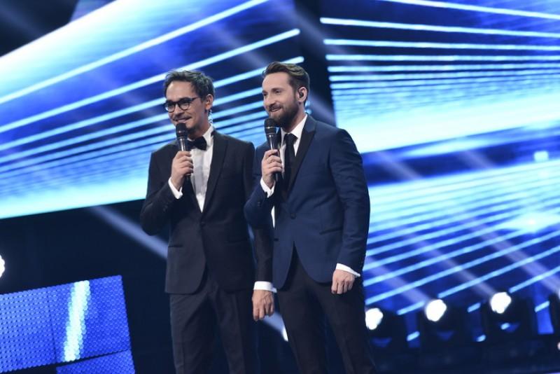 X Factor rămâne fără prezentatorii Răzvan și Dani