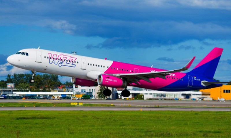 Zbor nou de pe Aeroportul de la Salcea: Suceava - Viena