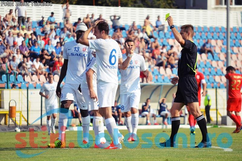 Zece jucatori de la FC Botosani, in pericol de a rata meciul cu Viitorul Constanta!