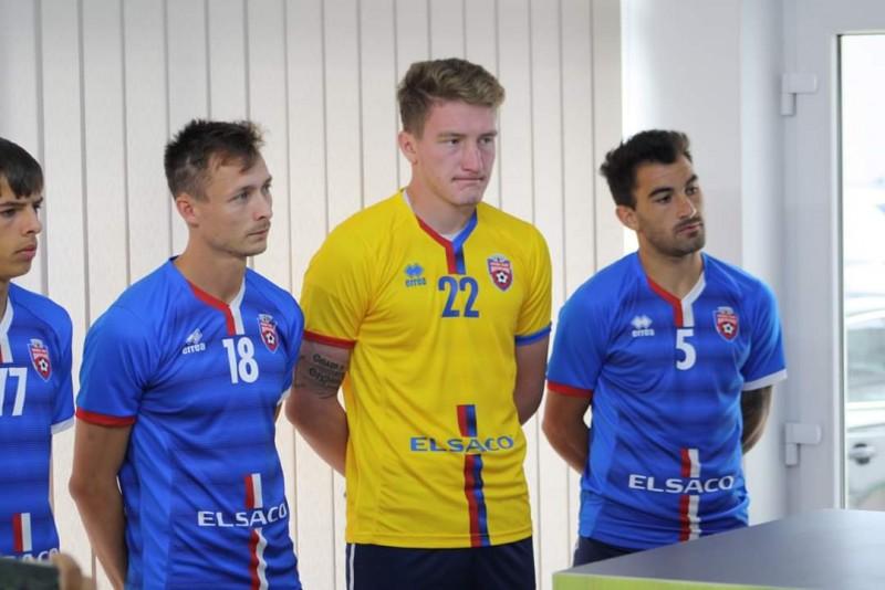 Zece jucători noi în FC Botoșani. Cinci dintre ei, din străinătate