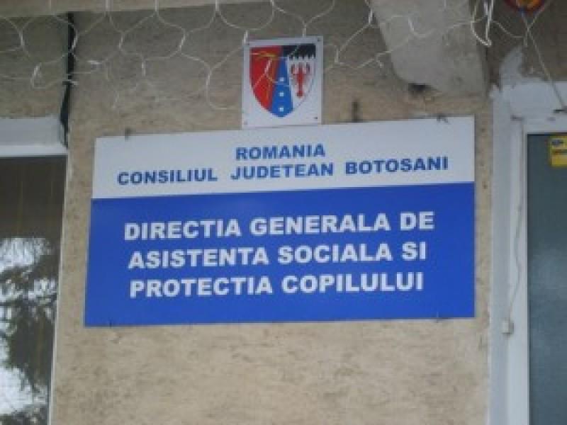Zeci de posturi scoase la concurs de DGASPC Botoșani