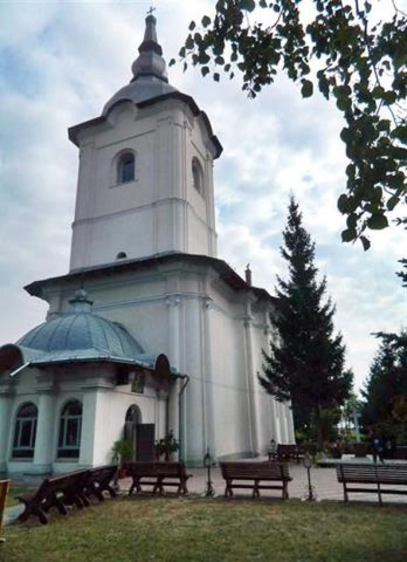 Zi de mare sărbătoare pentru Biserica Vovidenia din Botoșani. Sâmbătă este prăznuit hramul principal al lăcașului de cult