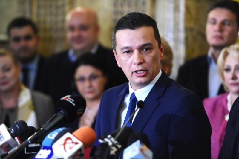 Zi decisiva pentru executivul Grindeanu. Motiunea de cenzura PSD-ALDE impotriva propriului Guvern, la vot in Parlament