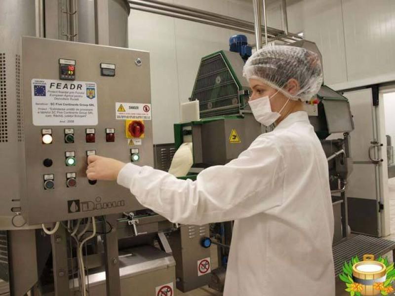 Ziarul Financiar: Producătorul de lactate Five Continents Botoşani şi-a majorat afacerile cu 10% în 2018