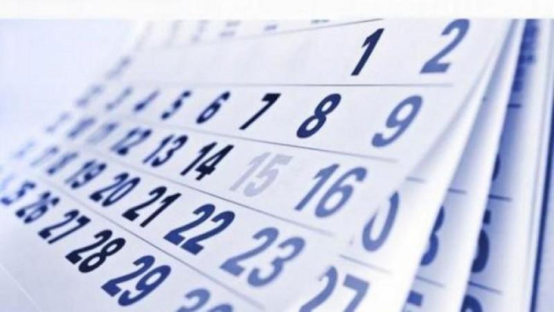 Zile libere în 2018. Câte zile vor sta acasă angajații din România!
