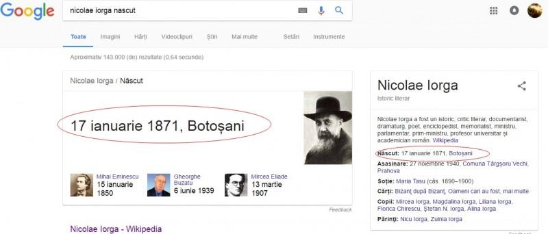 ZILELE IORGA – Cum schimbă internetul biografia unui geniu!