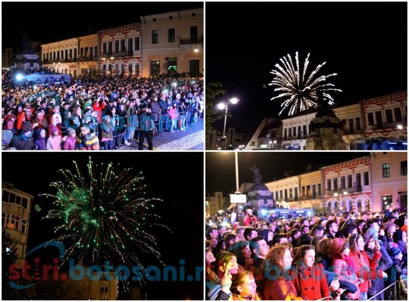 Zilele Oraşului, la final! Sărbătoarea Botoşanilor a adus în Centrul Vechi mii de oameni dornici de distracţie! FOTO