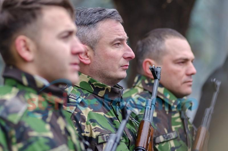 """Ziua Armatei la Botoșani: """"Glorie eternă eroilor Armatei Române! La mulți ani, Armata Română!"""" - FOTO, VIDEO"""