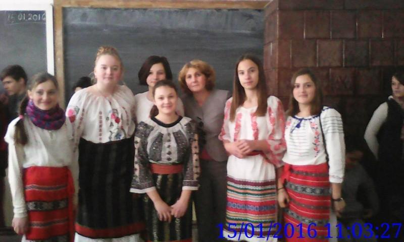 Ziua Culturii Naţionale la Miorcani! FOTO