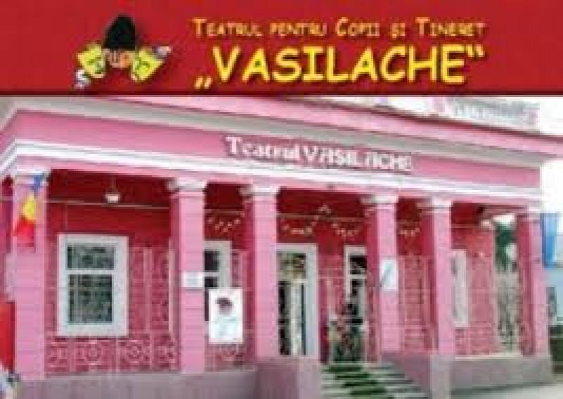 Ziua internaţională a teatrului pentru copii şi tineret, marcata de Teatrul Vasilache la Dorohoi!