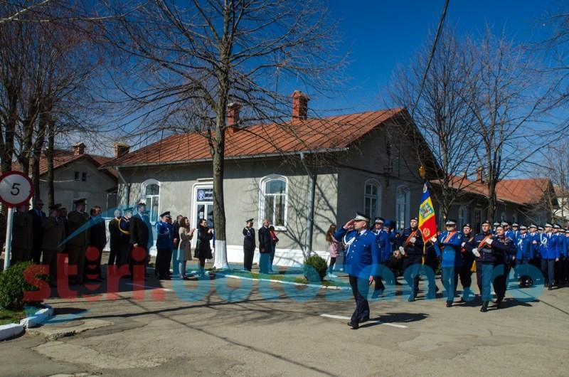 Ziua Jandarmeriei Române, marcată și la Botoșani! FOTO