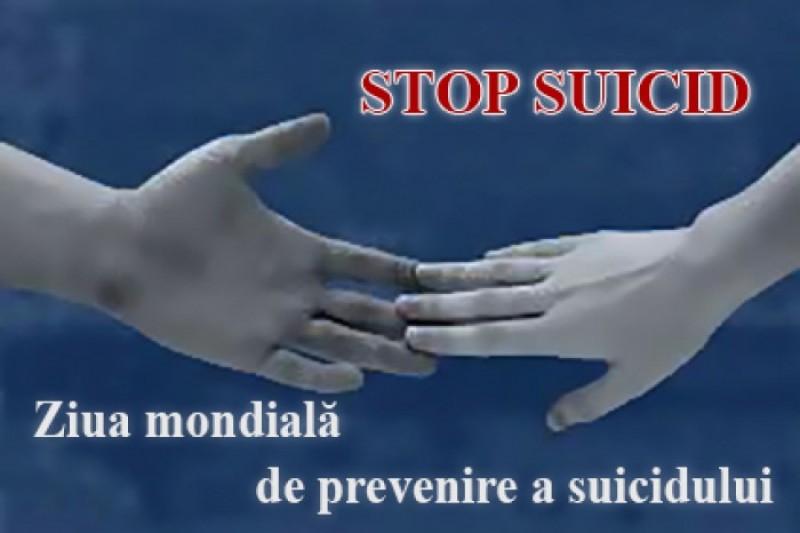 Ziua Mondială de Prevenire a Suicidului, marcată în Penitenciarul Botoşani