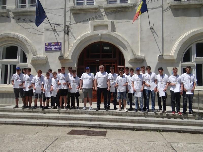 Ziua Olimpică la Șendriceni - FOTO