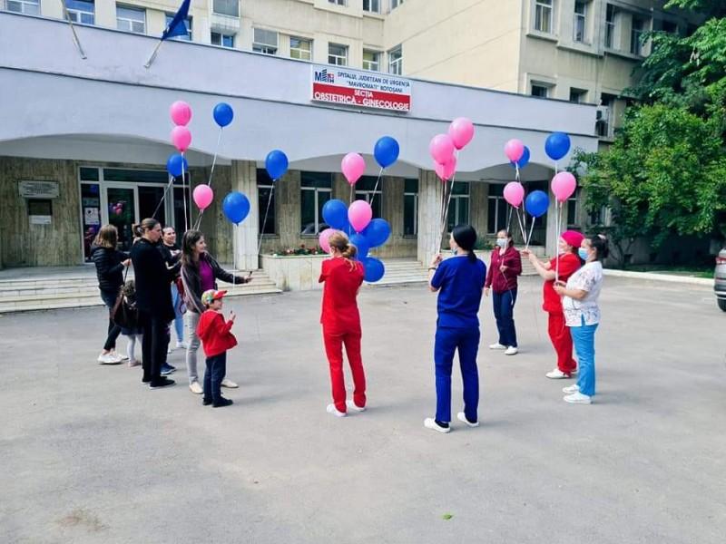 """""""Ziua Părinților de Îngeri"""" marcată, duminică, la Botoșani"""