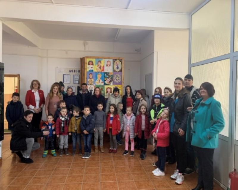 Ziua Porților Deschise la o școală din municipiul Botoșani
