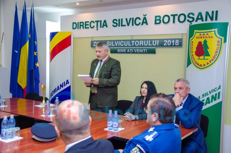 Ziua Silvicultorului, Botoșani - 2018 FOTO