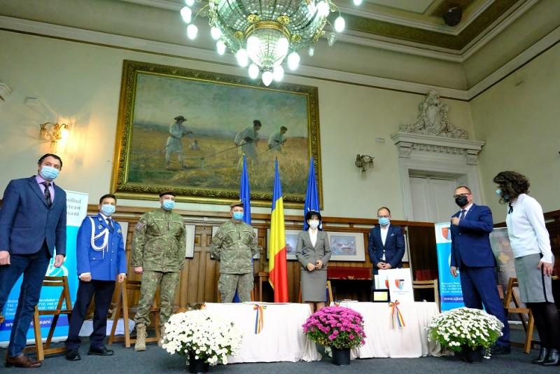 Ziua Veteranilor a fost marcată astăzi și la Botoșani de către autoritățile locale