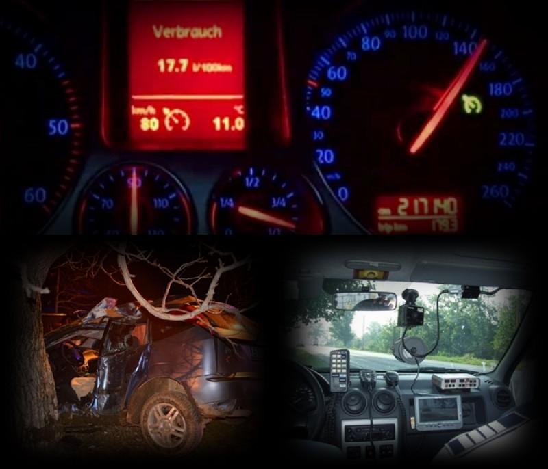 Zmeii şoselelor din Botoşani: Privesc moartea în ochi, la 140 de kilometri pe oră!