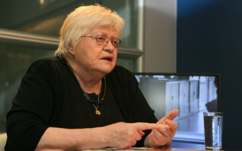 Zoe Petre a murit în această dimineață, la vârsta de 77 de ani!