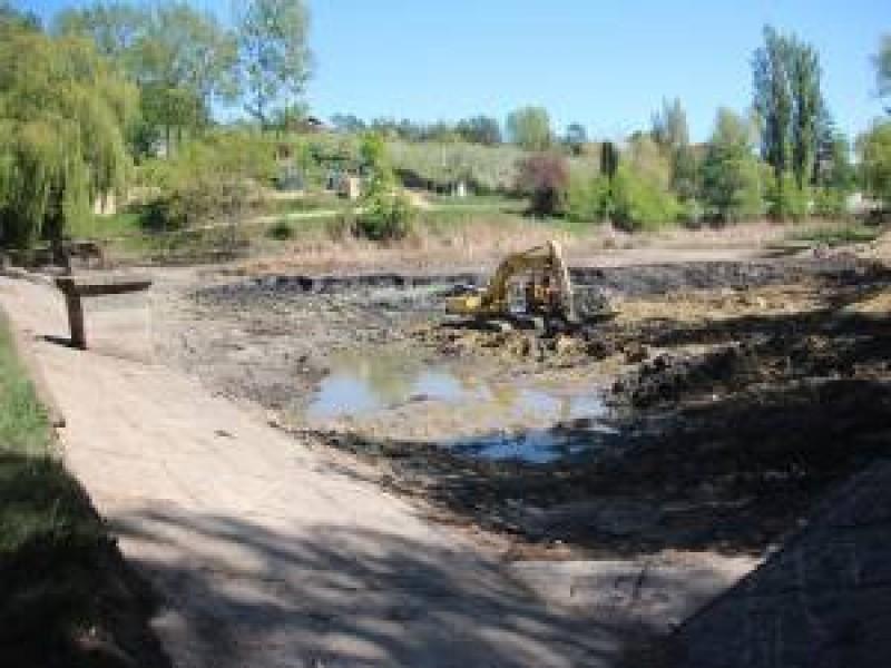Zona de agrement a Sucevei va fi realizată de o firmă din Botoşani