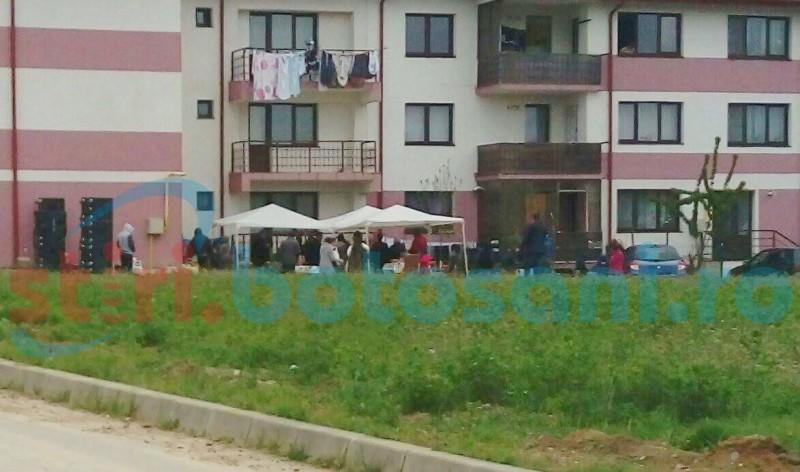 Zonă de picnic cu grătare cerută într-un cartier din municipiul Botoșani
