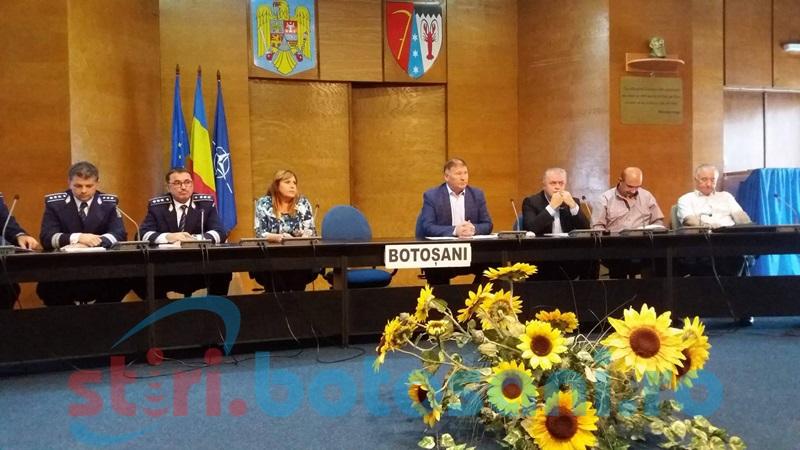 Zonele vulnerabile şi comunităţile rromilor din Botoşani, în discuţia ATOP