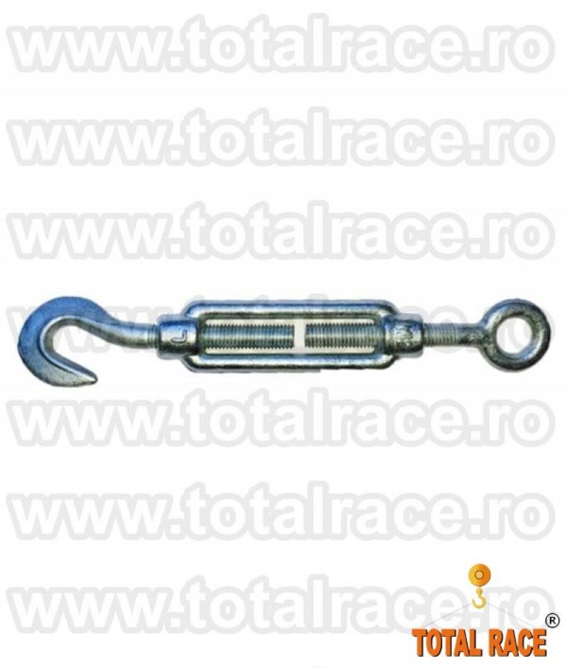 Intinzatoare cablu ochi-carlig stoc Bucuresti M30 Total Race